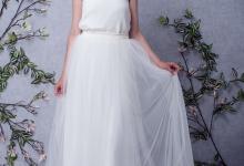 Les jupes en tulle sont à l'honneur pour les mariées en 2018 !