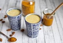 La recette du lait d'or : la précieuse boisson au curcuma pour un vin d'honneur tout chaud