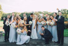 Etre bien entouré le jour de son mariage est essentiel pour l'avenir du couple