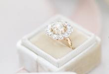 6 jolis bijoux nous content l'histoire de la bague de fiançailles…