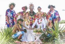 Le mariage en tête à tête de Karl et Jordan à Tahiti