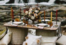Mon thème de mariage folk aux couleurs de l'automne : comment le mettre en scène ?