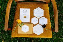 Mon mariage couleur brun miel, comment le mettre en scène ?