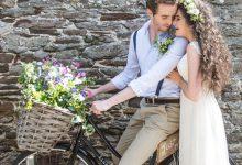 Parenthèse douce et bucolique pour mon thème de mariage au cœur du printemps
