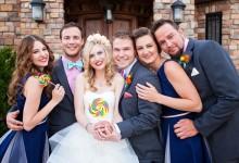 14 idées pour mettre en scène un mariage complètement carnavalesque