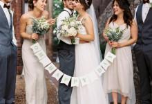 7 précieux conseils pour organiser un mariage en petit comité