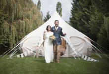 Quelle mise en scène pour mon mariage esprit «glamping» ?