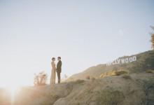 Esprit glamour et note vintage, faites place au mariage hollywoodien