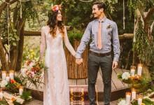 Mon mariage tendance Kinfolk, une ode à l'art de vivre folk et champêtre
