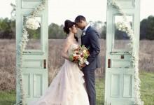 Craquerez-vous pour ce thème de mariage bucolique couleur menthe à l'eau ?