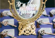 Miroir, mon beau miroir : 10 idées pour en glisser dans sa décoration de mariage