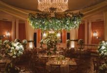 10 incroyables décors dignes d'un véritable mariage de princesse