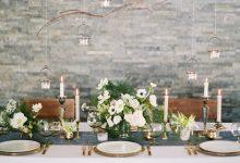 Mariage tendance scandinave : une décoration authentique et minimaliste