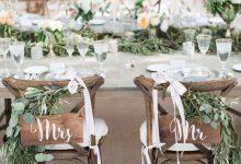 Mon thème de mariage green friendly : place à une décoration romantique et botanique