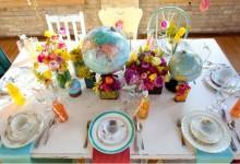 12 idées de décoration pour faire le tour du monde à votre mariage