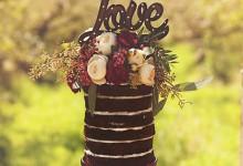 10 naked cakes gourmands pour un mariage d'automne
