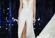 10 robes de mariée tendance 2019 : zoom sur la jupe fendue