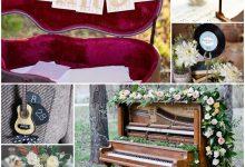 Un mariage au rythme de la musique : comment le décorer ?