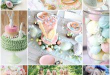 Découvrez un joli mariage douceur pastel pour célébrer Pâques
