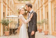 On se laisse tenter par un mariage d'inspiration bohème chic