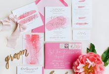 Mon thème de mariage tout en nuances de rose : comment le mettre en scène ?