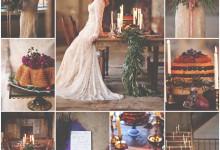 Un mariage esprit industriel et romantique au cœur de l'automne, ça donne quoi ?
