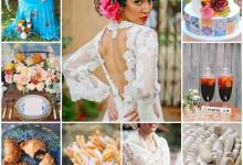 Dites «Sí» à un mariage espagnol plein de couleurs !