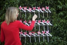 Créer des mini moulins à vent pour mettre en scène son plan de table