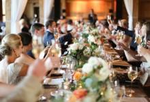 6 astuces pour ne pas trop allonger le repas de mariage