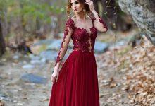 10 robes de mariée rouge passion pour un mariage esprit Saint-Valentin
