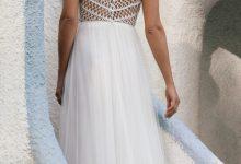 Robes de mariée tendance 2019 : Zoom sur 10 robes aux détails géométriques