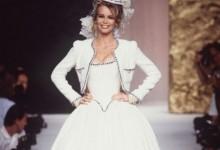 15 robes de mariée qui ont marqué les podiums des défilés Haute Couture