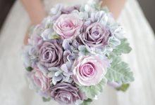 10 bouquets de mariée qui sentent délicieusement bon la rose