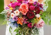 10 magnifiques bouquets de mariée qui sentent bon l'été