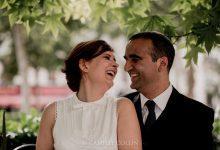 Le mariage civil de Sandie et Costantino au cœur de Paris