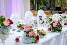 7 conseils pour bien choisir la forme des tables pour le dîner de mariage