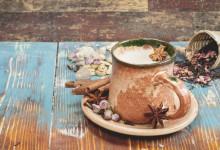 La recette du Chaï tea latte pour réchauffer un vin d'honneur en plein hiver
