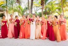 10 looks parfaits pour habiller vos jolies demoiselles d'honneur en été