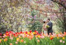 9 manières de faire chanter le printemps à votre mariage
