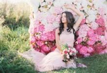 8 raisons d'oser la tendance «ombré» pour un mariage tout en nuances