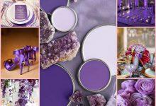 Mon mariage couleur tendance 2018 : zoom sur l'ultra violet !