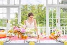 10 atmosphères complètement acidulées pour décorer votre mariage