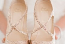 10 souliers pailletés pour être aussi belle que Cendrillon à votre mariage