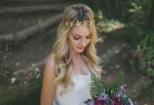 10 bijoux pensés pour les mariées amoureuses de la nature