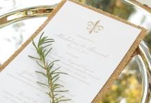10 choses auxquelles penser avant de valider votre menu de mariage