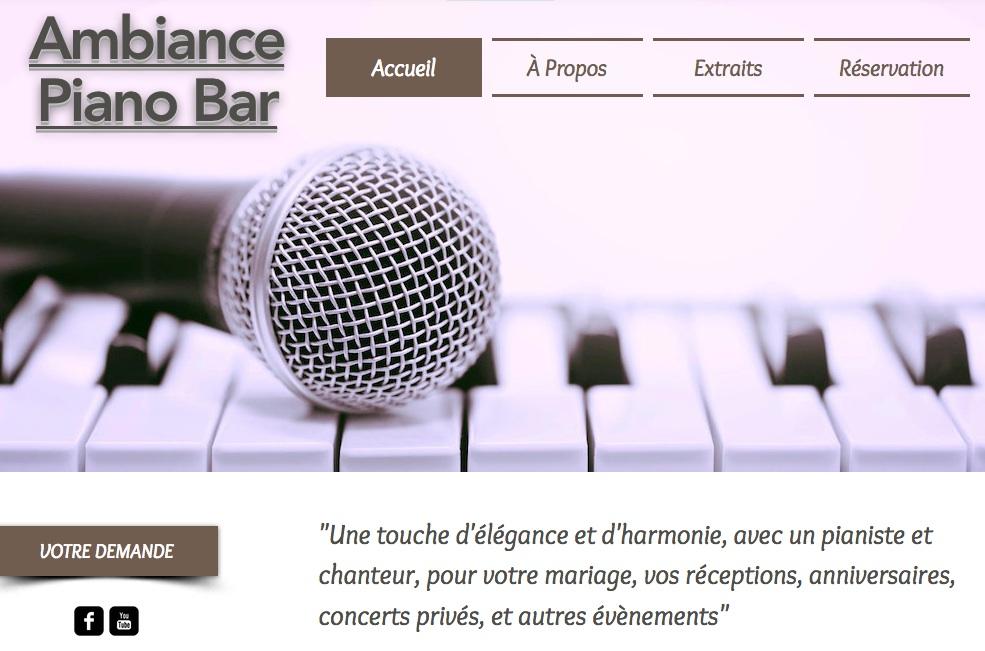 Ambiance Piano Bar
