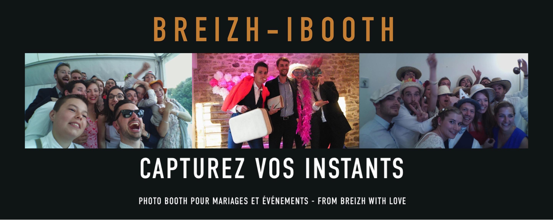 Breizh-iBooth : photobooth pour mariages et événements