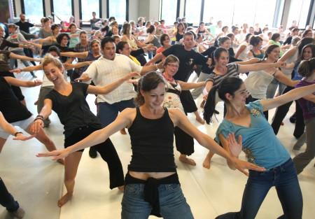 Cours de danse EVJF