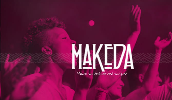 Makeda for event
