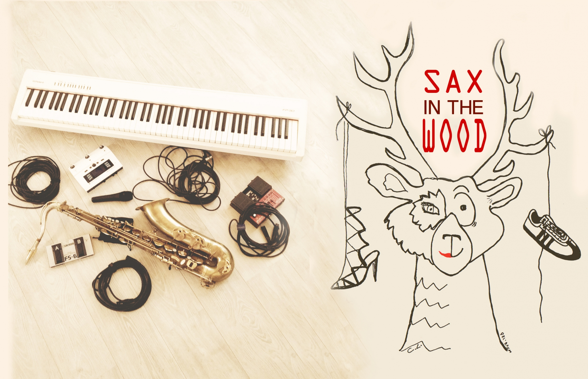 Sax in the Wood